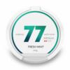 77 Nikotiinipussi Fresh Mint 6mg