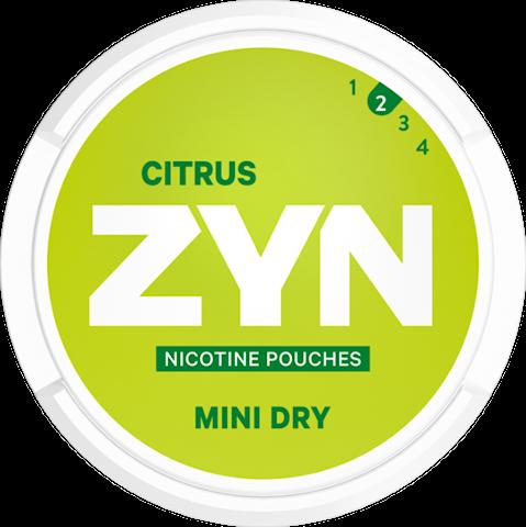 ZYN Citrus Nikotiinipussi