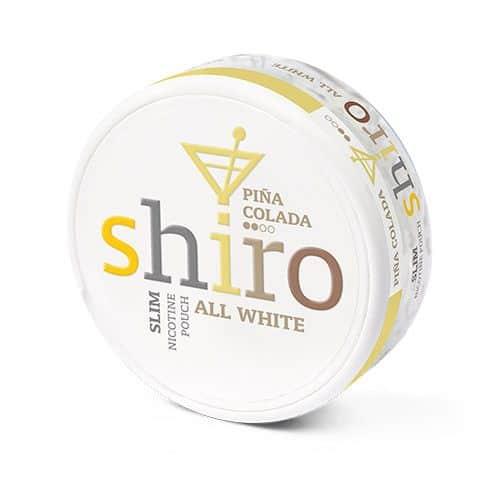 Shiro Pina Colada Nikotiinipussi