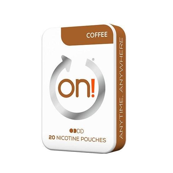 On! Coffee 3mg nikotiinipussi