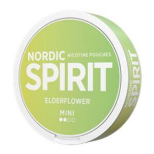 Elderflower nikotiininuuska