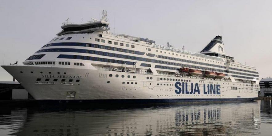 Nikotiininuuskaa laivalta