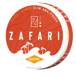 Zafari Nikotiinipussit