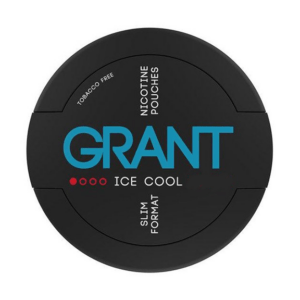 Grant Nikotiinipussi Ice Cool 4mg