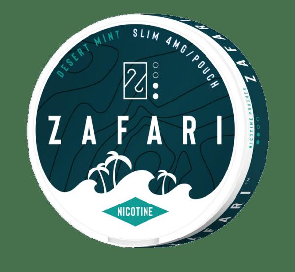 Zafari Nikotiinipussi Desert Mint 4mg