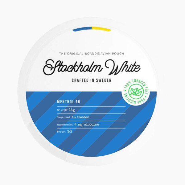 Stockholm White nikotiininuuska