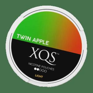 XQS Nikotiinipussi Twin Apple